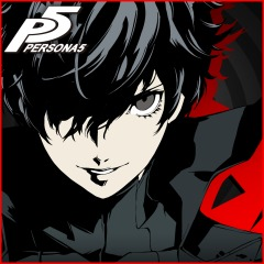 Persona 5 Protagonist Special Theme & Avatar Set