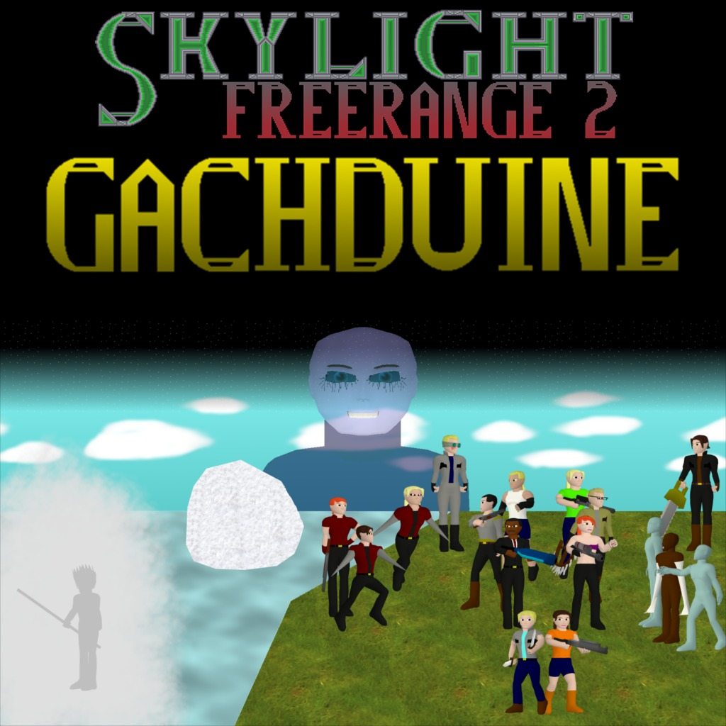 Skylight Freerange 2: Gachduine