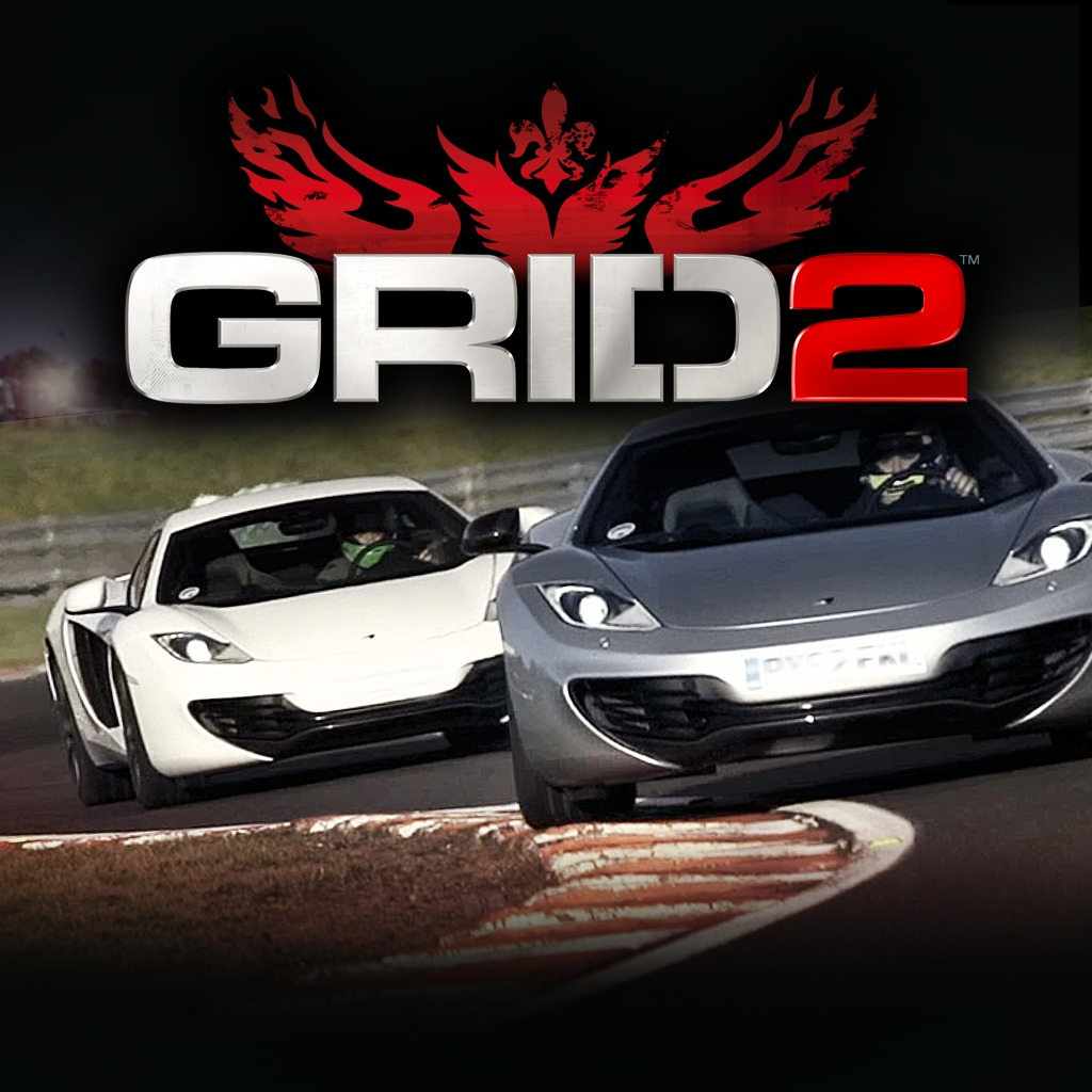 GRID 2™ - Chris Harris Part 1