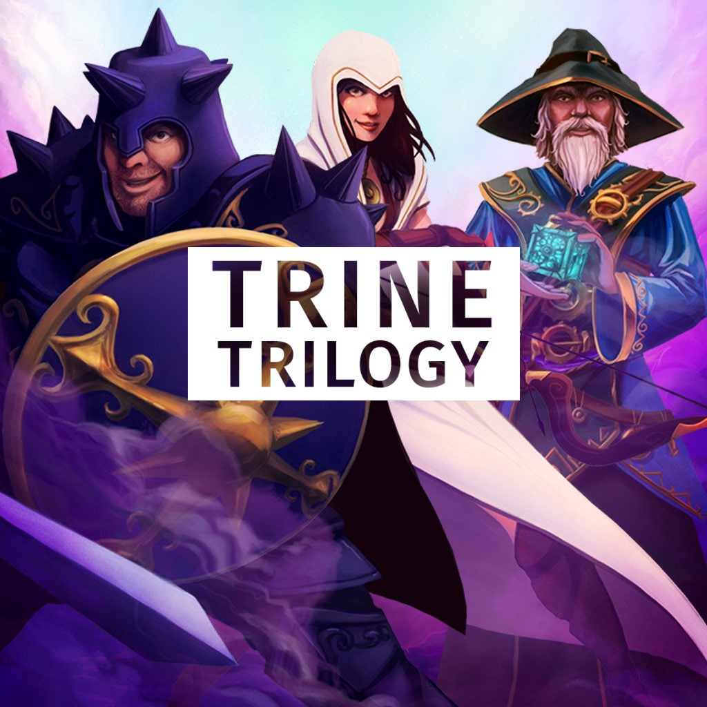 Image result for trine trilogy