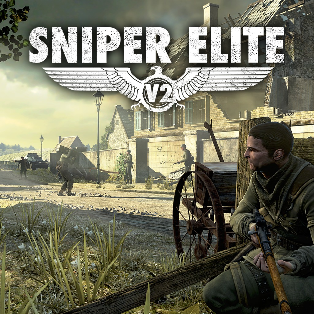Sniper Elite V2 Saint Pierre