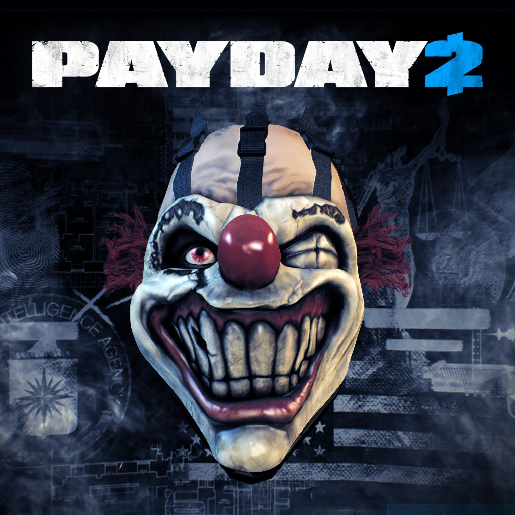 PAYDAY 2 Sweet Tooth Mask!