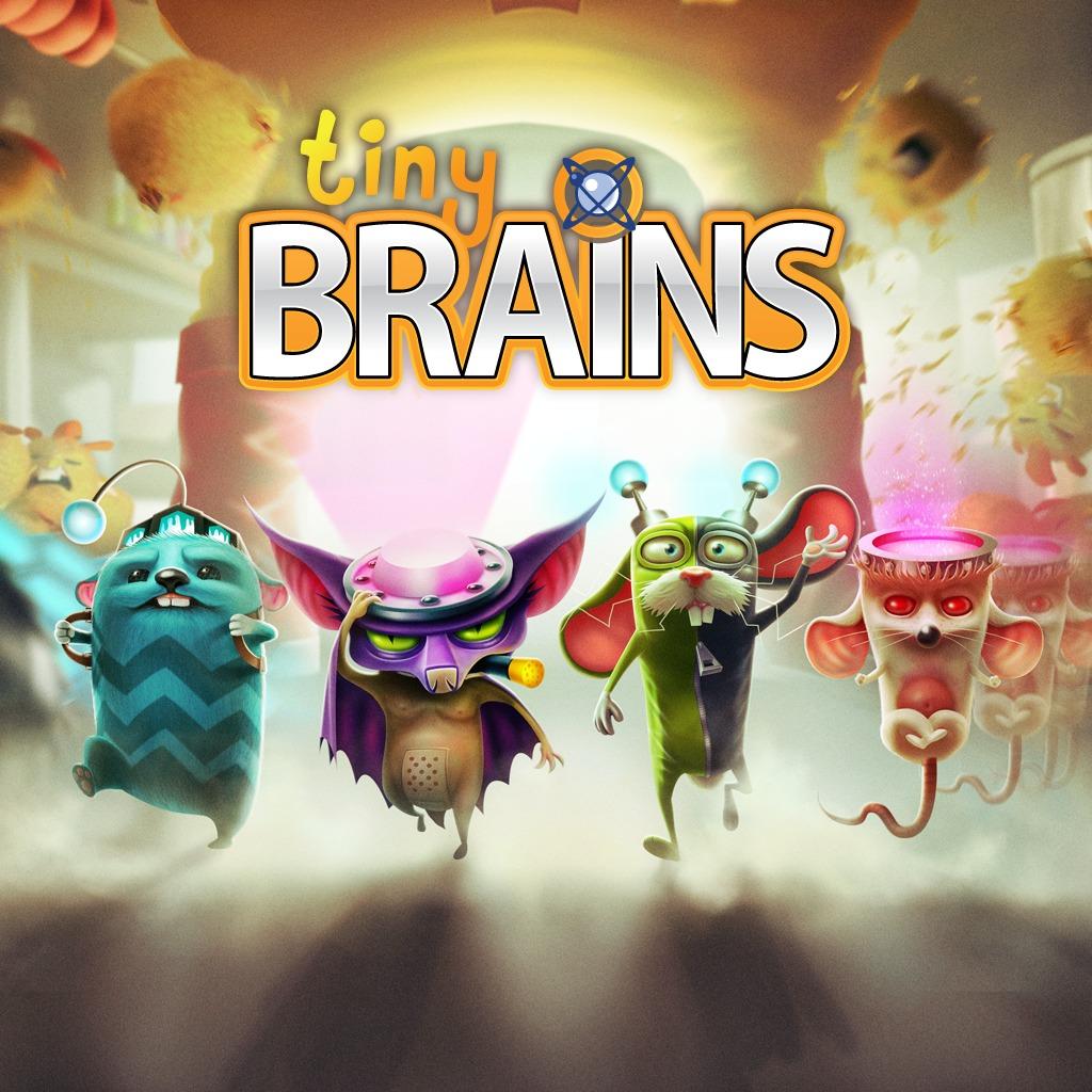 Tiny Brains Trailer