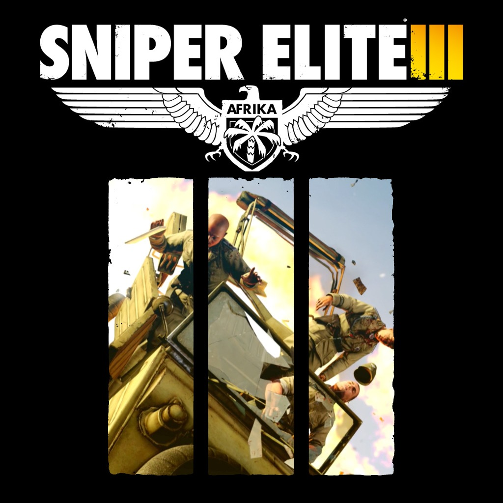 Sniper Elite 3 Announcement Trailer