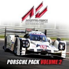 Assetto Corsa - Porsche Pack Vol 2 DLC