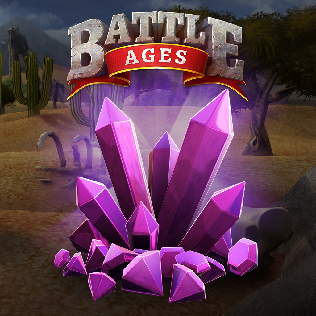 Battle Ages - Kingdom of Gems (7000)
