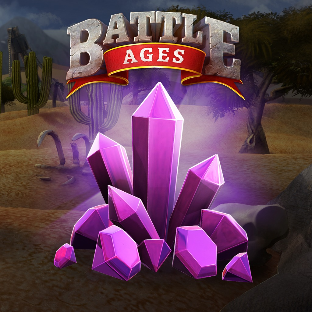 Battle Ages - Empire of Gems (15000)