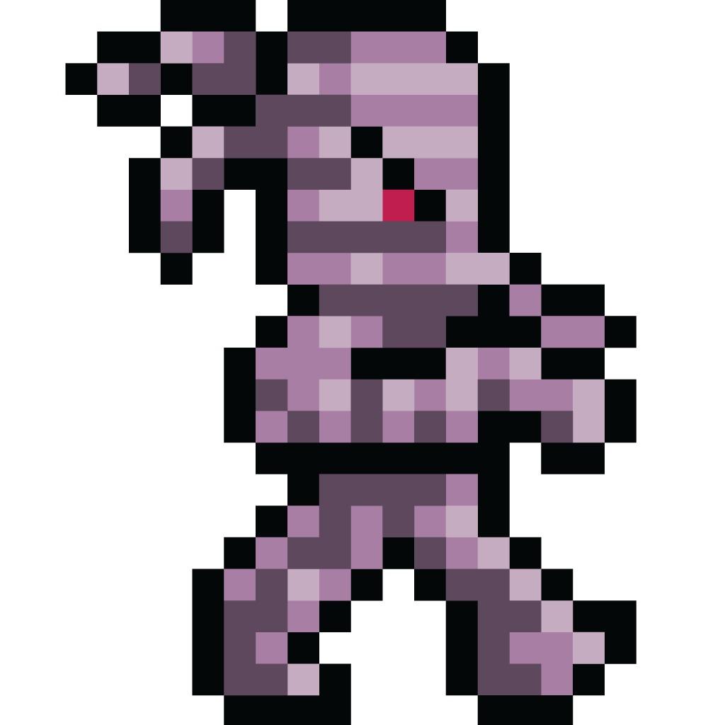 Terraria - Dark Mummy Avatar