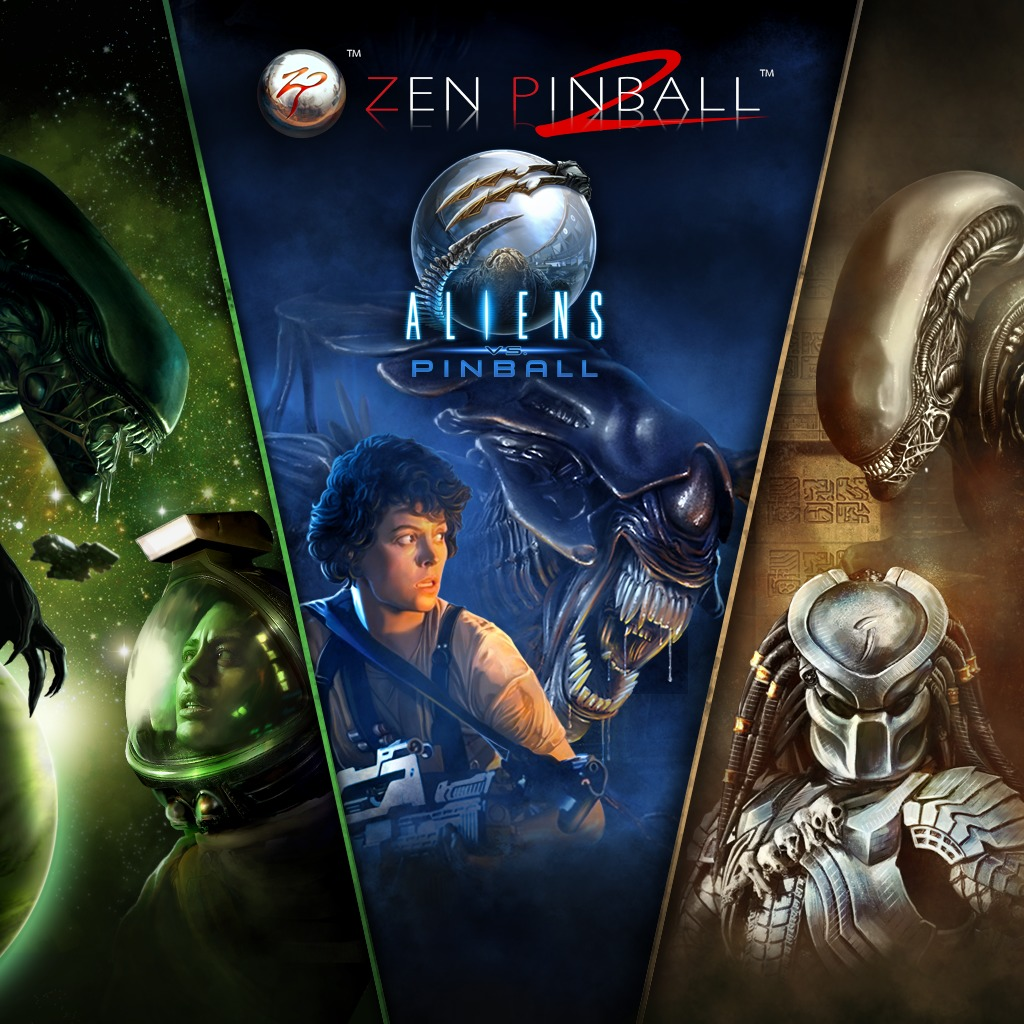 Zen Pinball 2: Aliens vs. Pinball Demo