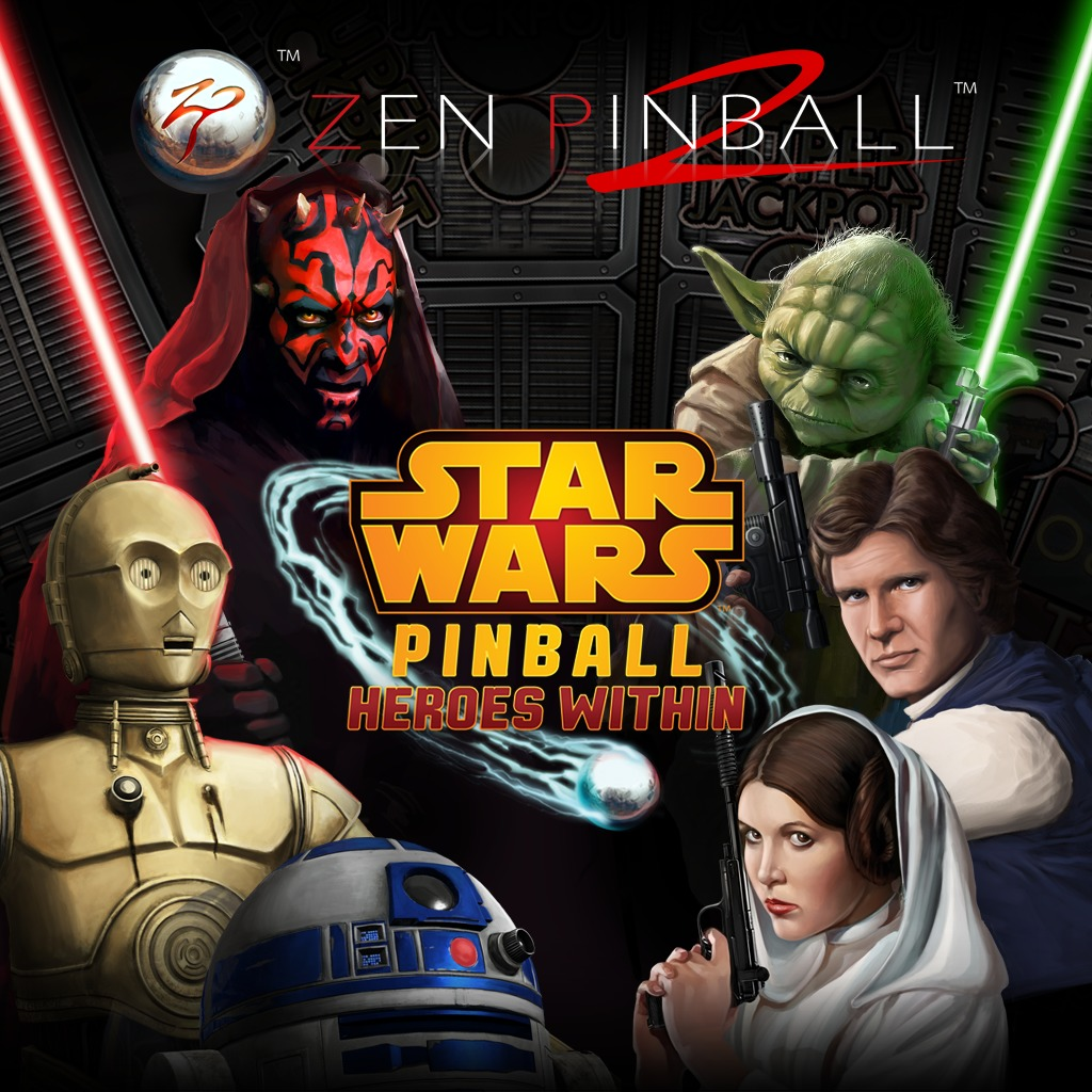 Zen Pinball 2 Star Wars™ Pinball: Heroes Within
