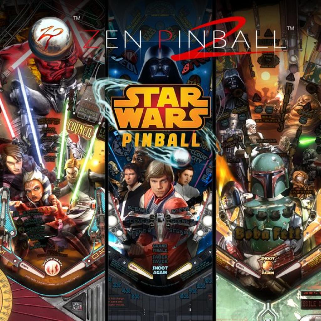Zen Pinball 2: Star Wars Pinball Demo