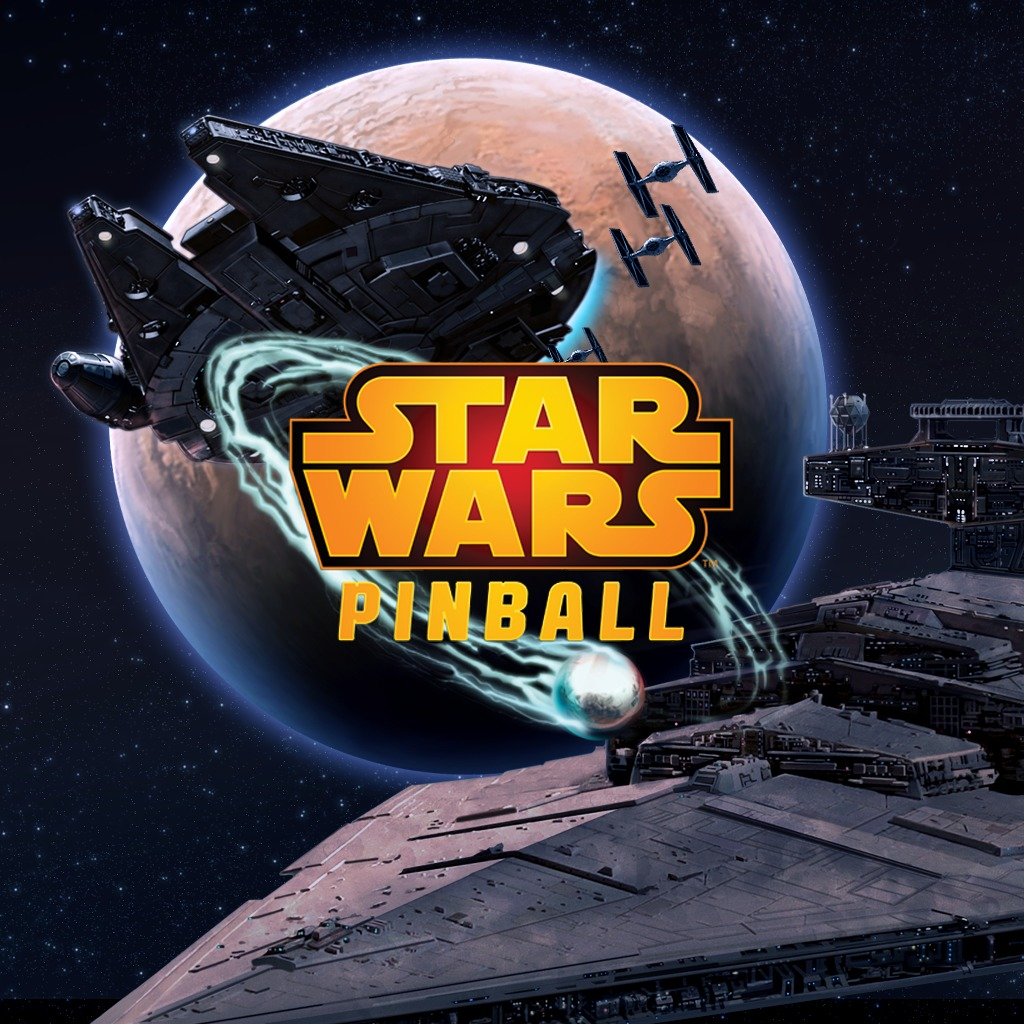 Star Wars Pinball Pack Demo