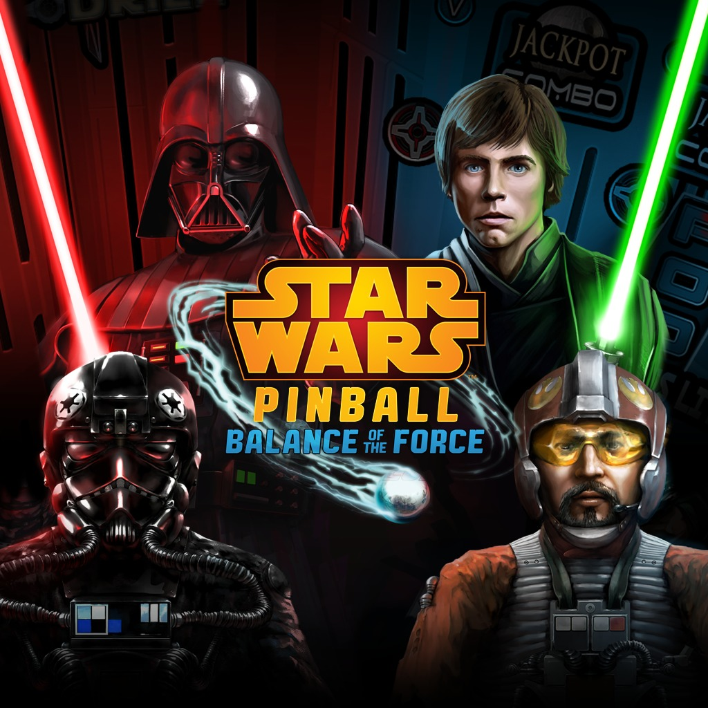 Star Wars™ Pinball: Balance of the Force Demo