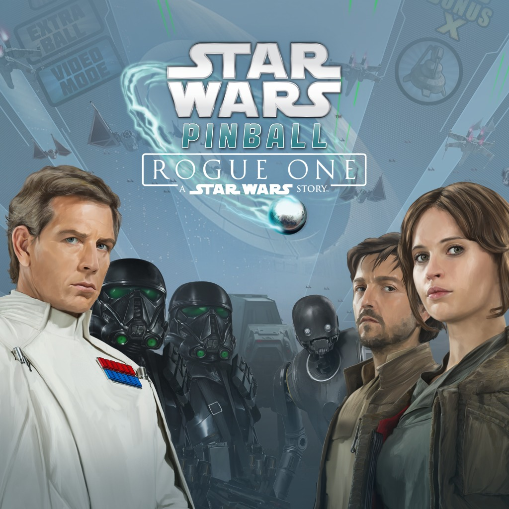 Star Wars™ Pinball: Rogue One™