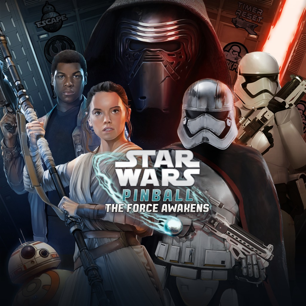 Star Wars™ Pinball: The Force Awakens™ Pack Demo