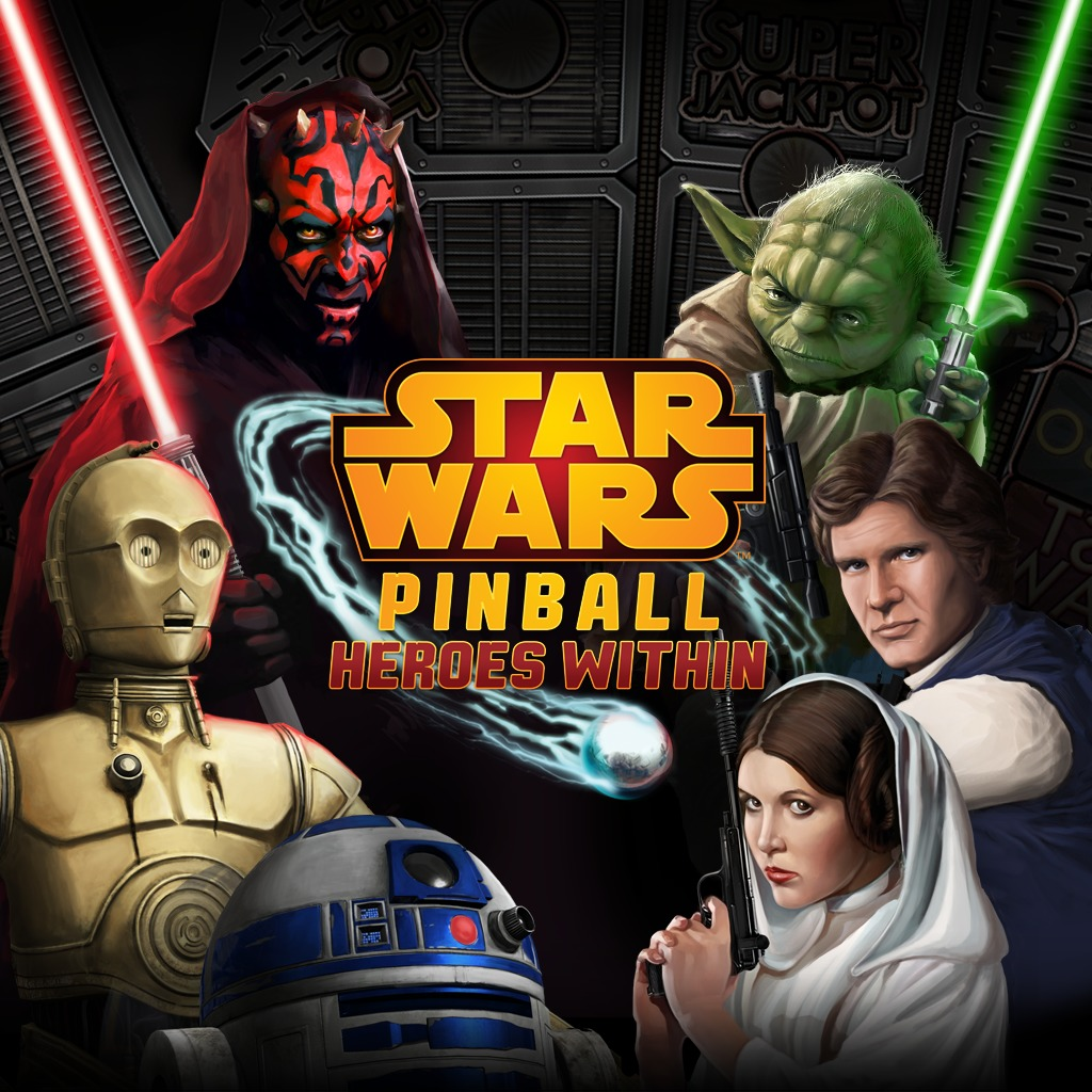 Star Wars™ Pinball: Heroes Within Demo
