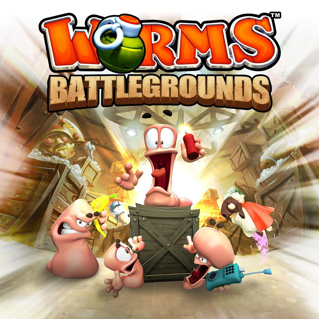Worms™ Battlegrounds