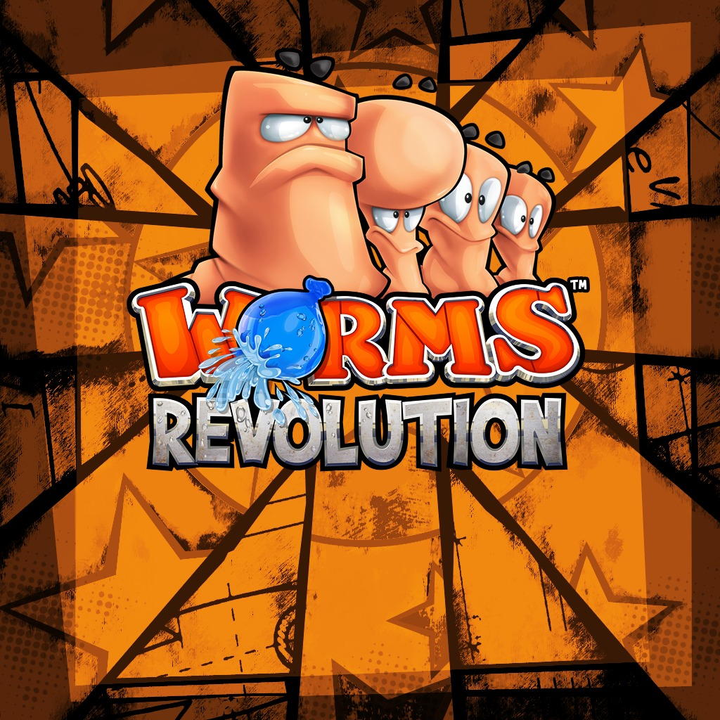 Worms™ Revolution Mars Pack