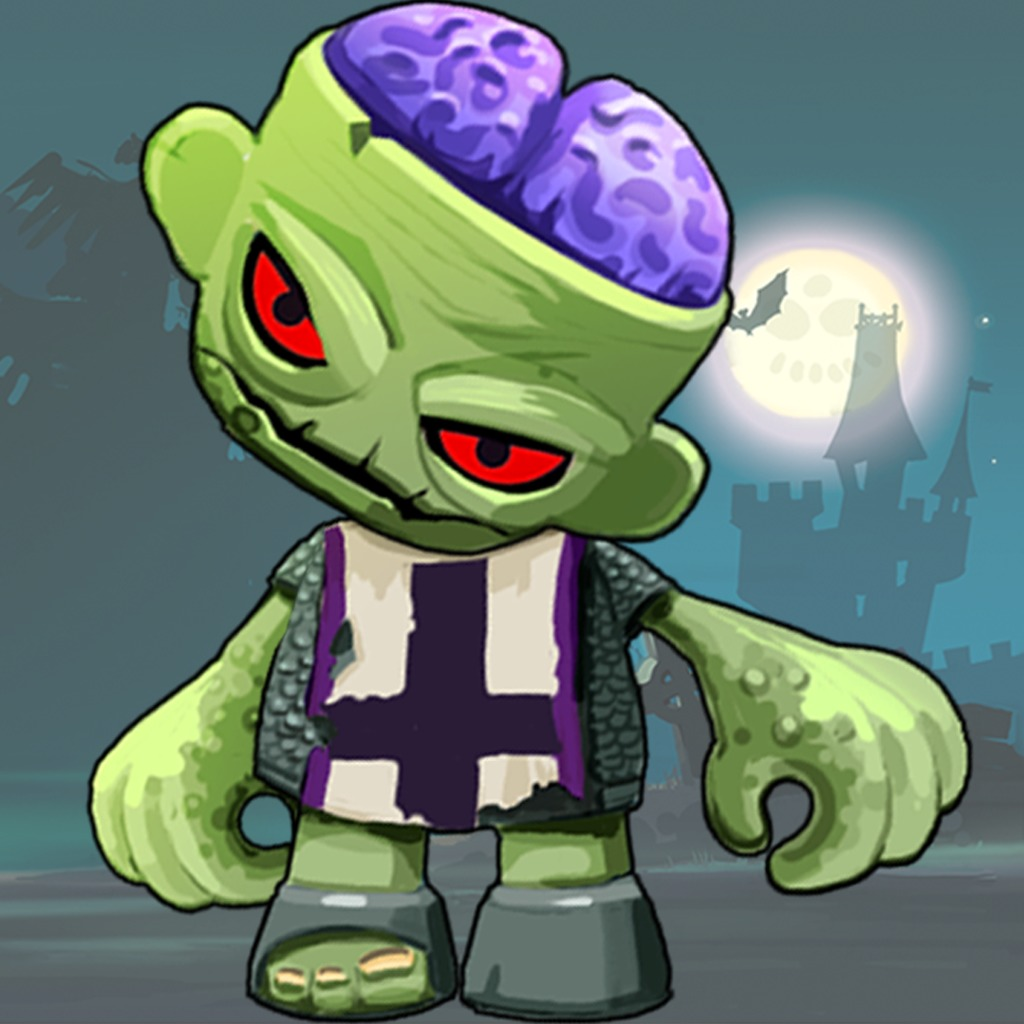 Labyrinth Legends Zombie Avatar