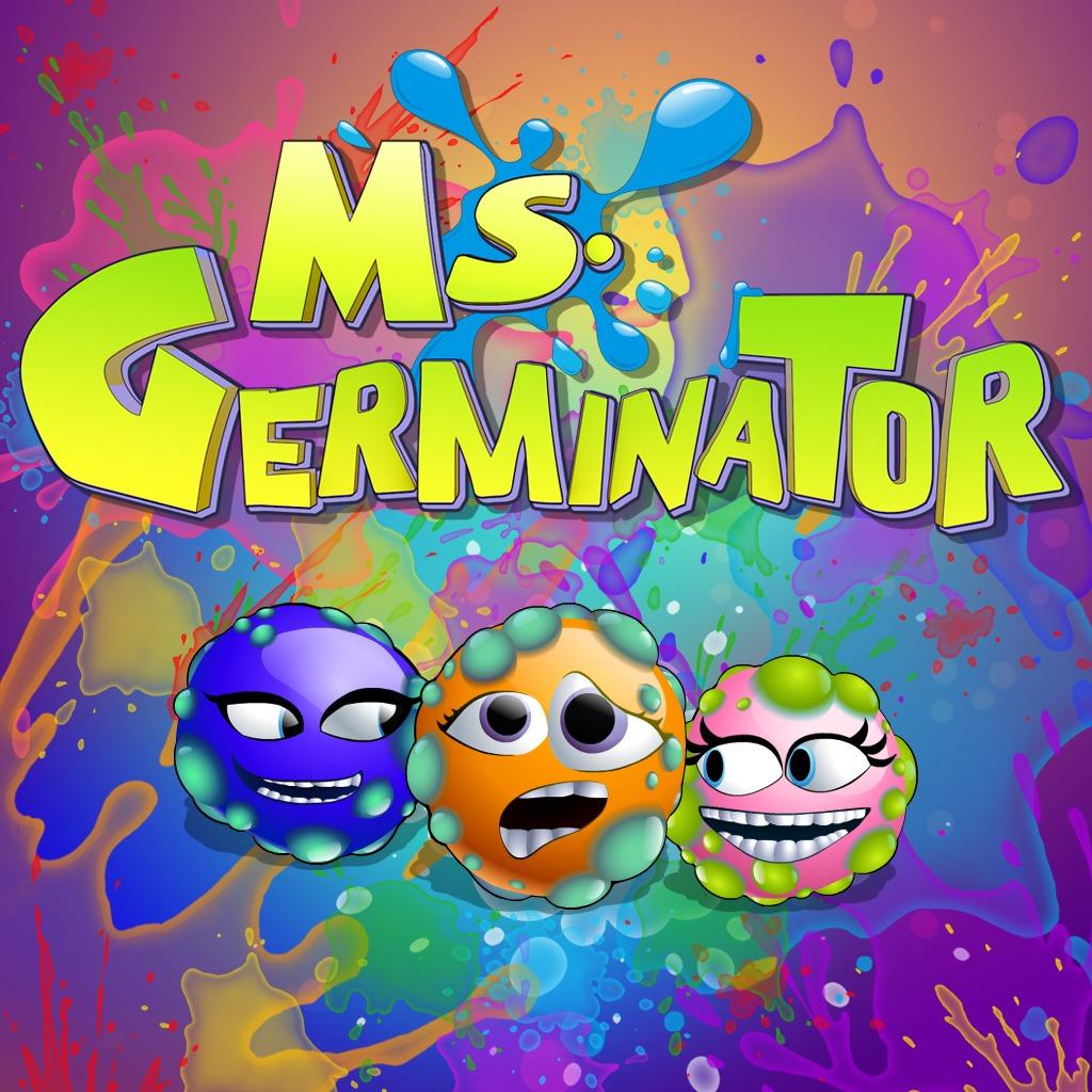 Ms. Germinator Launch Trailer Vita