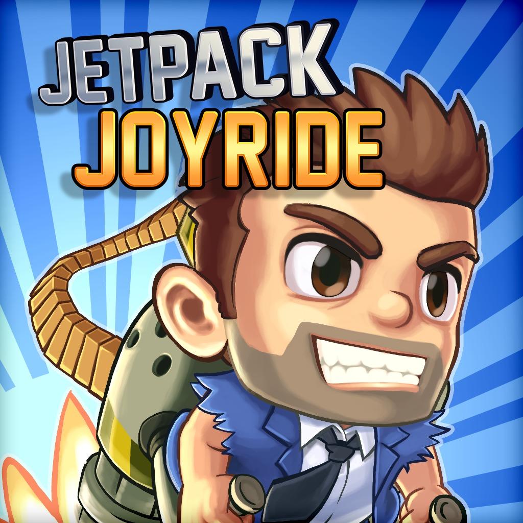 Jetpack Joyride + 150K Coins
