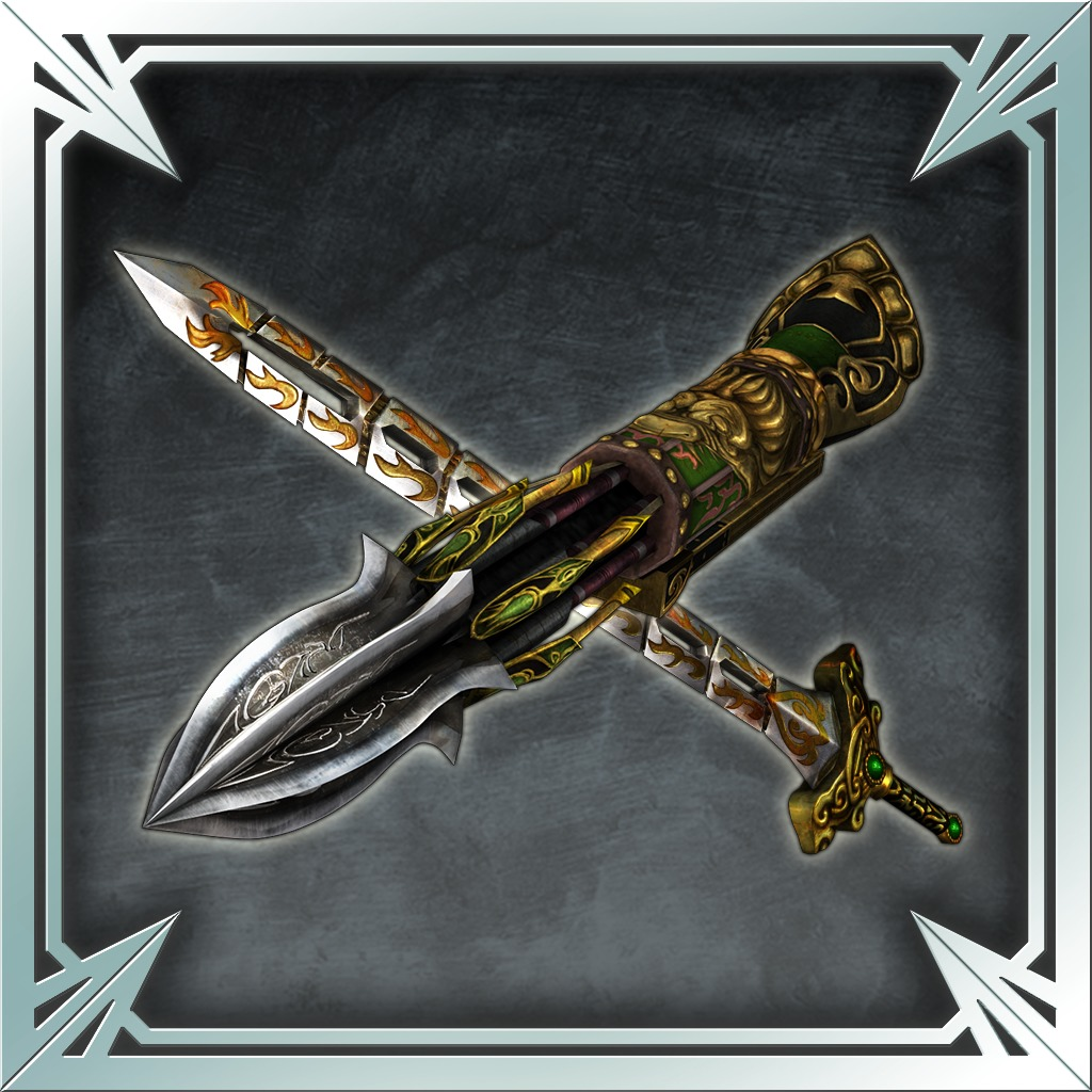 DW8XLCE - WEAPON SYSTEM PACK 1