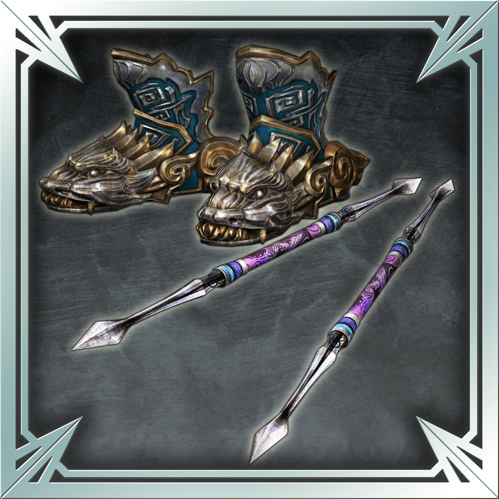 DW8XLCE - WEAPON SYSTEM PACK 2