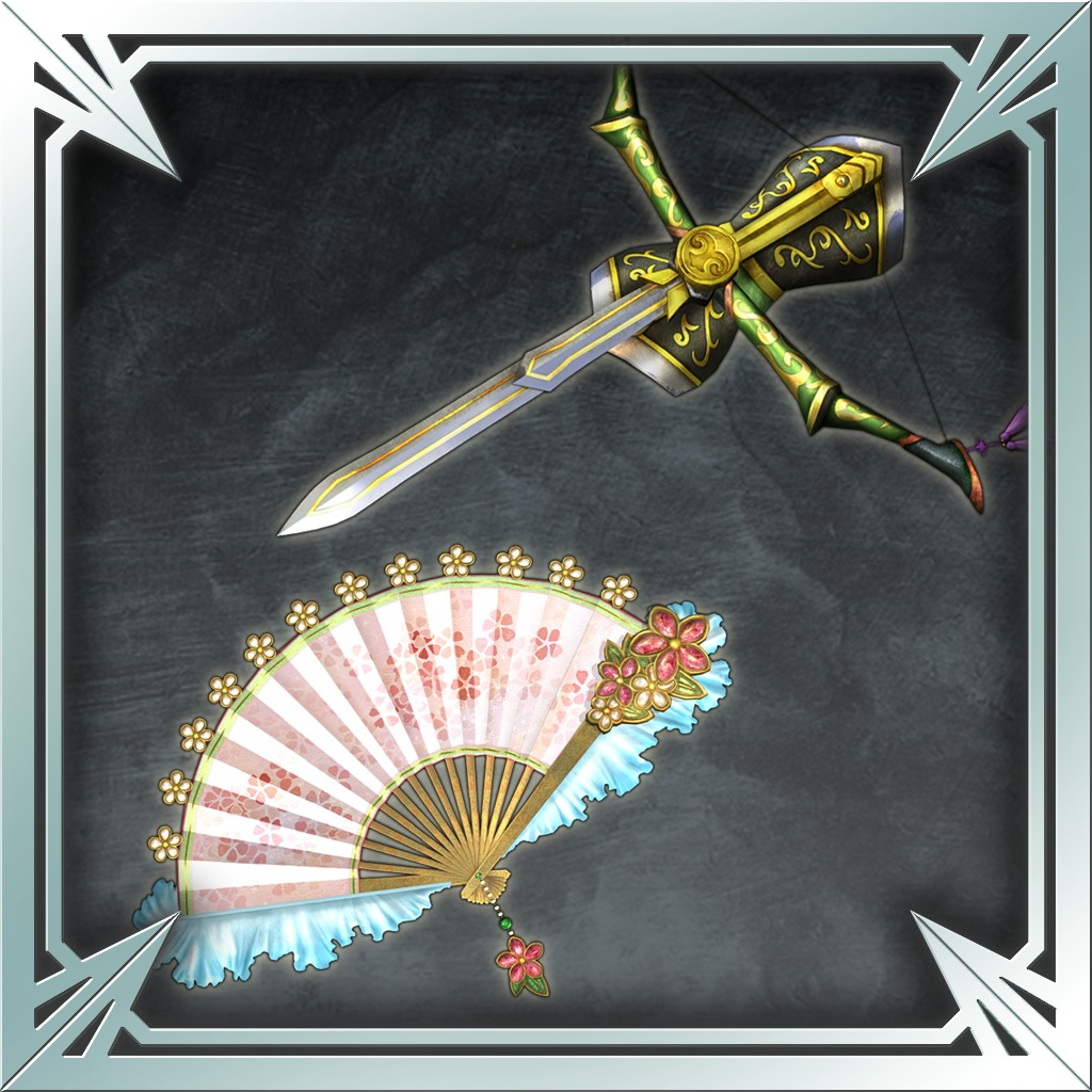 DW8XLCE - WEAPON SYSTEM PACK 3
