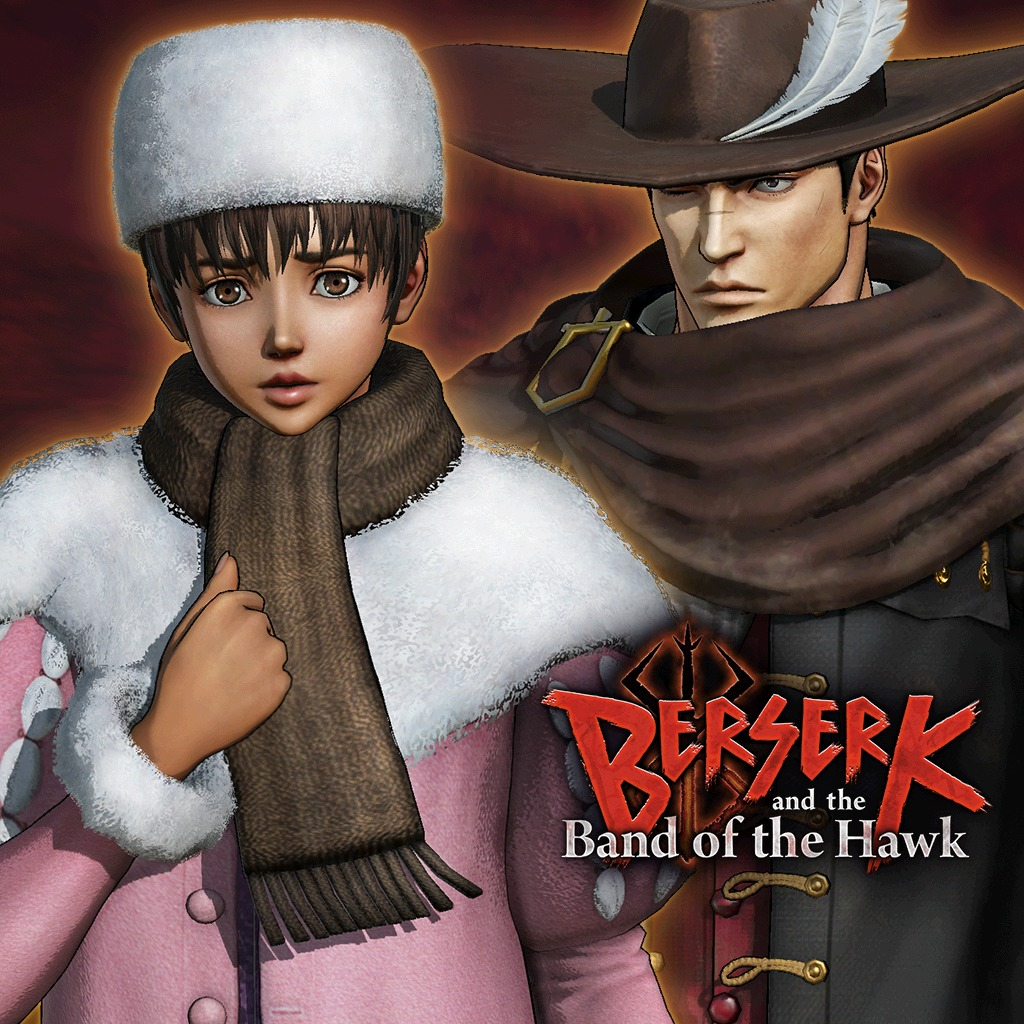 Berserk: Additional Costume Full set