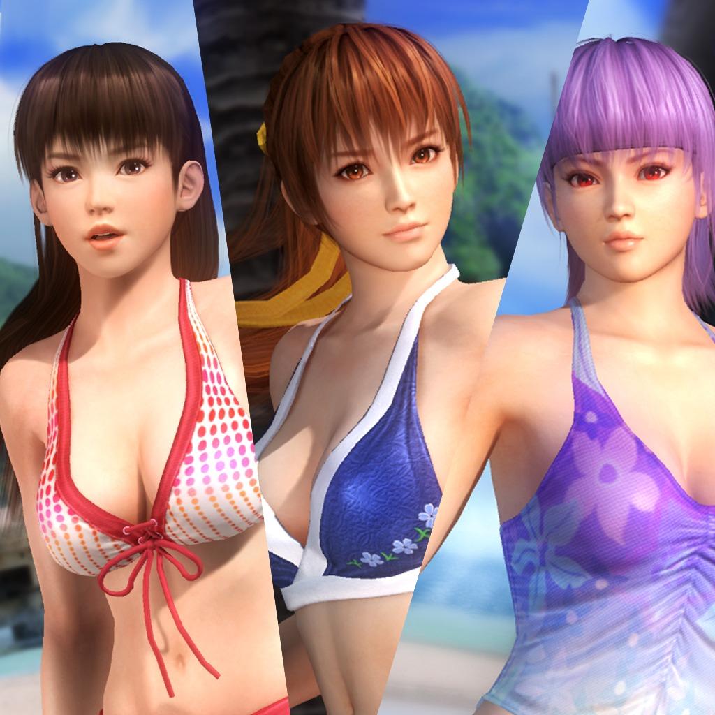 Dead or Alive 5 Hotties Swimwear Set