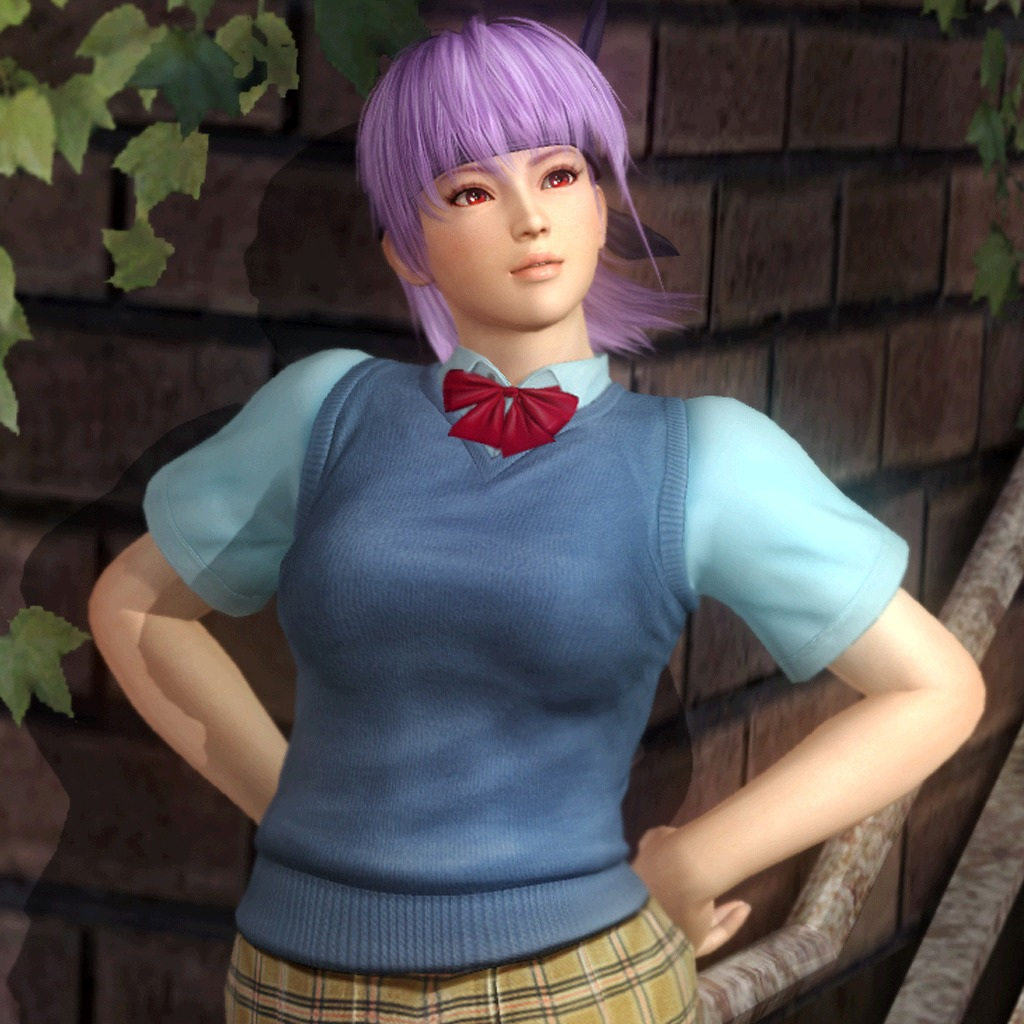 Dead or Alive 5 Last Round - Ayane Uniform