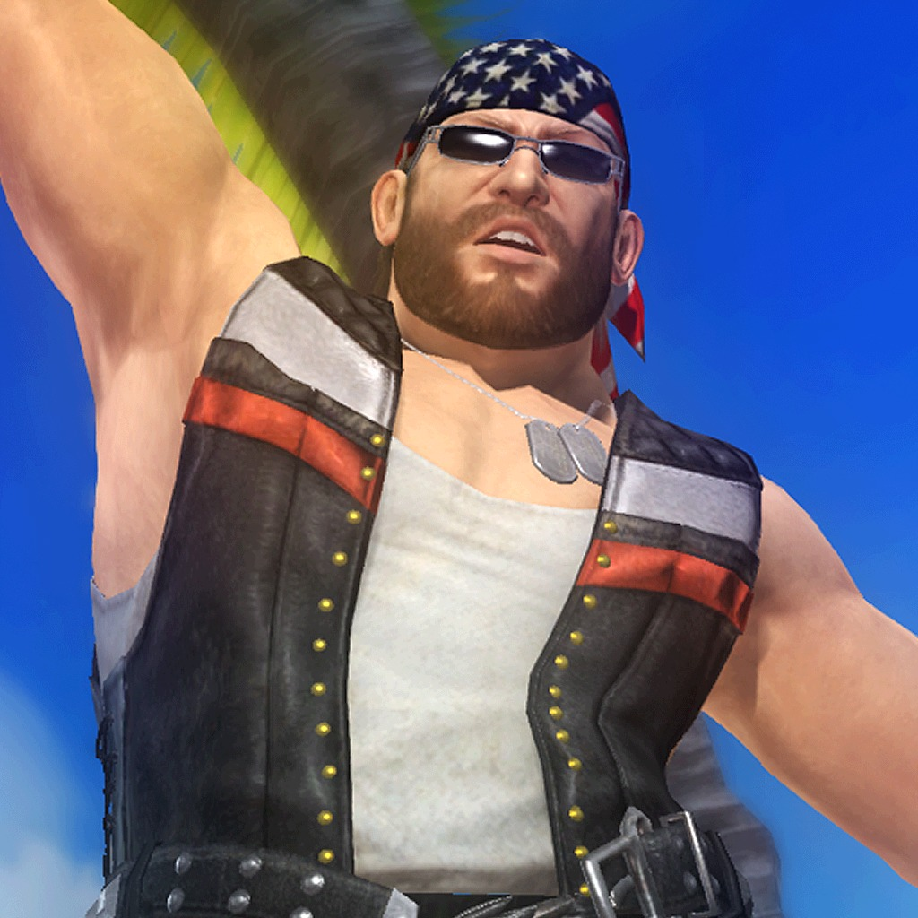 Dead or Alive 5 Last Round Character: Bass