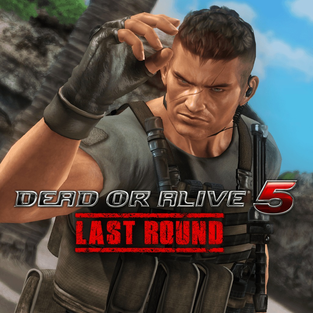 Dead or Alive 5 Last Round Character: Bayman