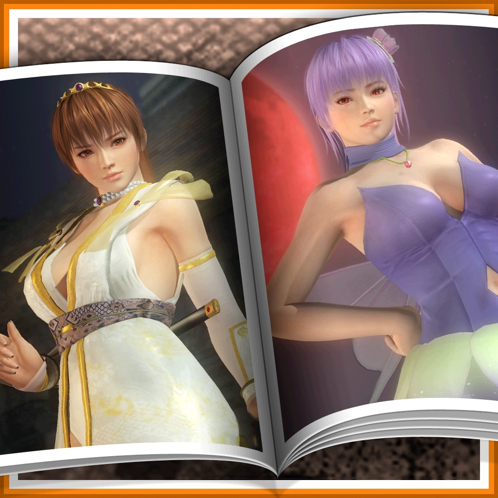 Dead or Alive 5 Ultimate - Costume Catalog 04