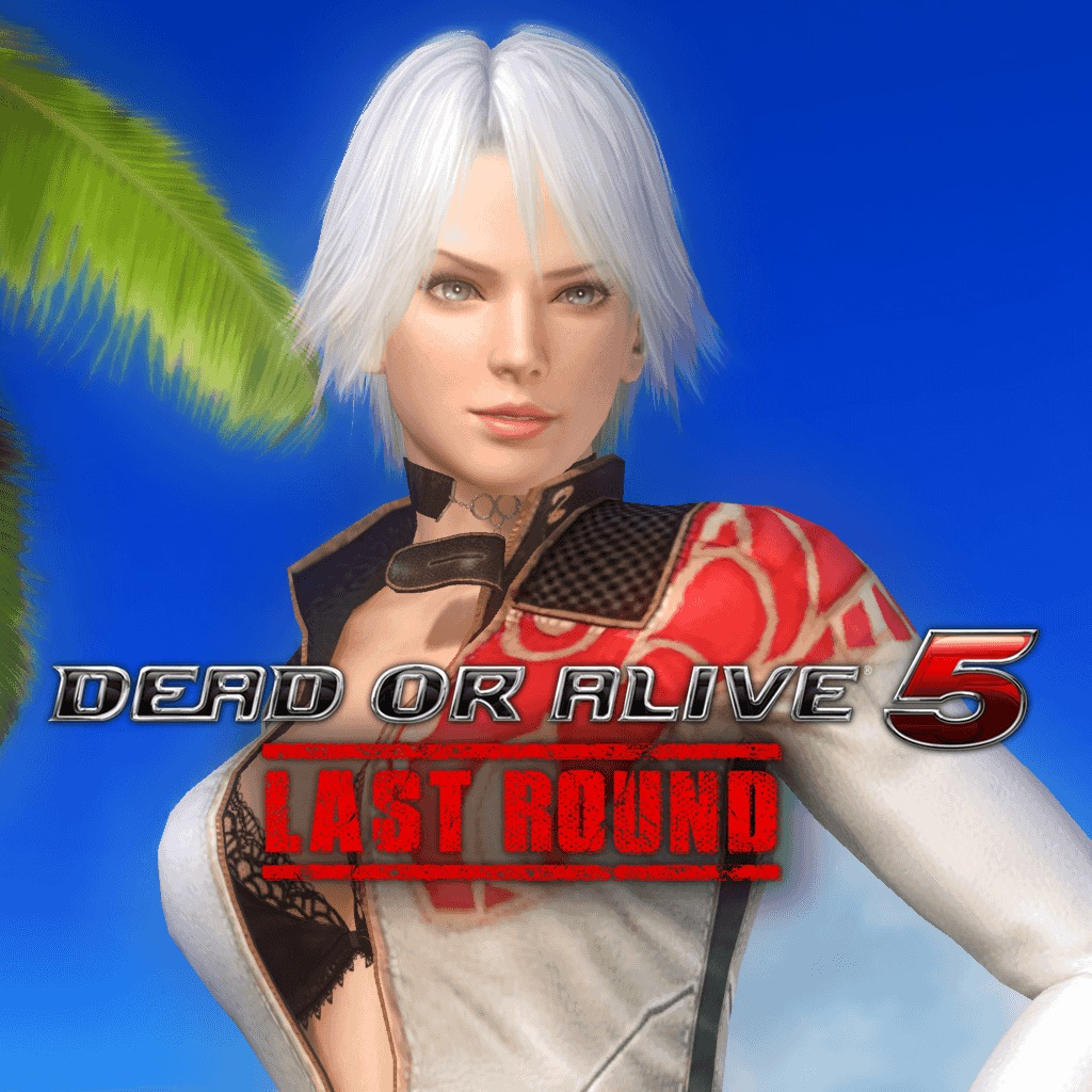 Dead or Alive 5 Last Round Character: Christie
