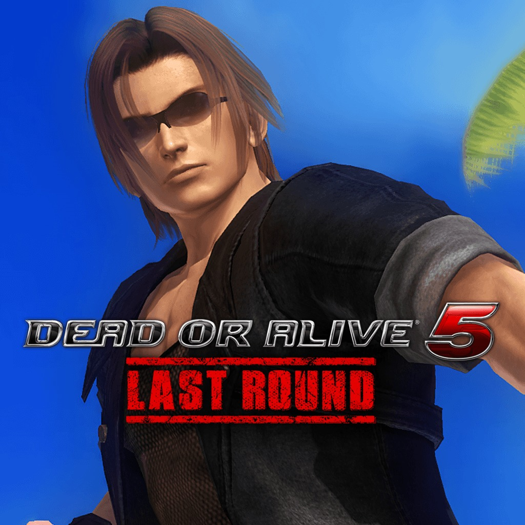 Dead or Alive 5 Last Round Character: Ein