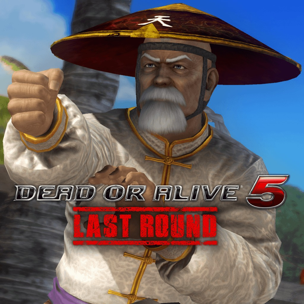 Dead or Alive 5 Last Round Character: Gen Fu