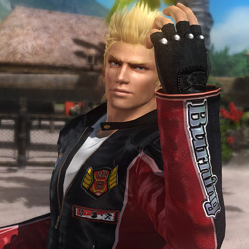 Dead or Alive 5 Ultimate Character: Jacky