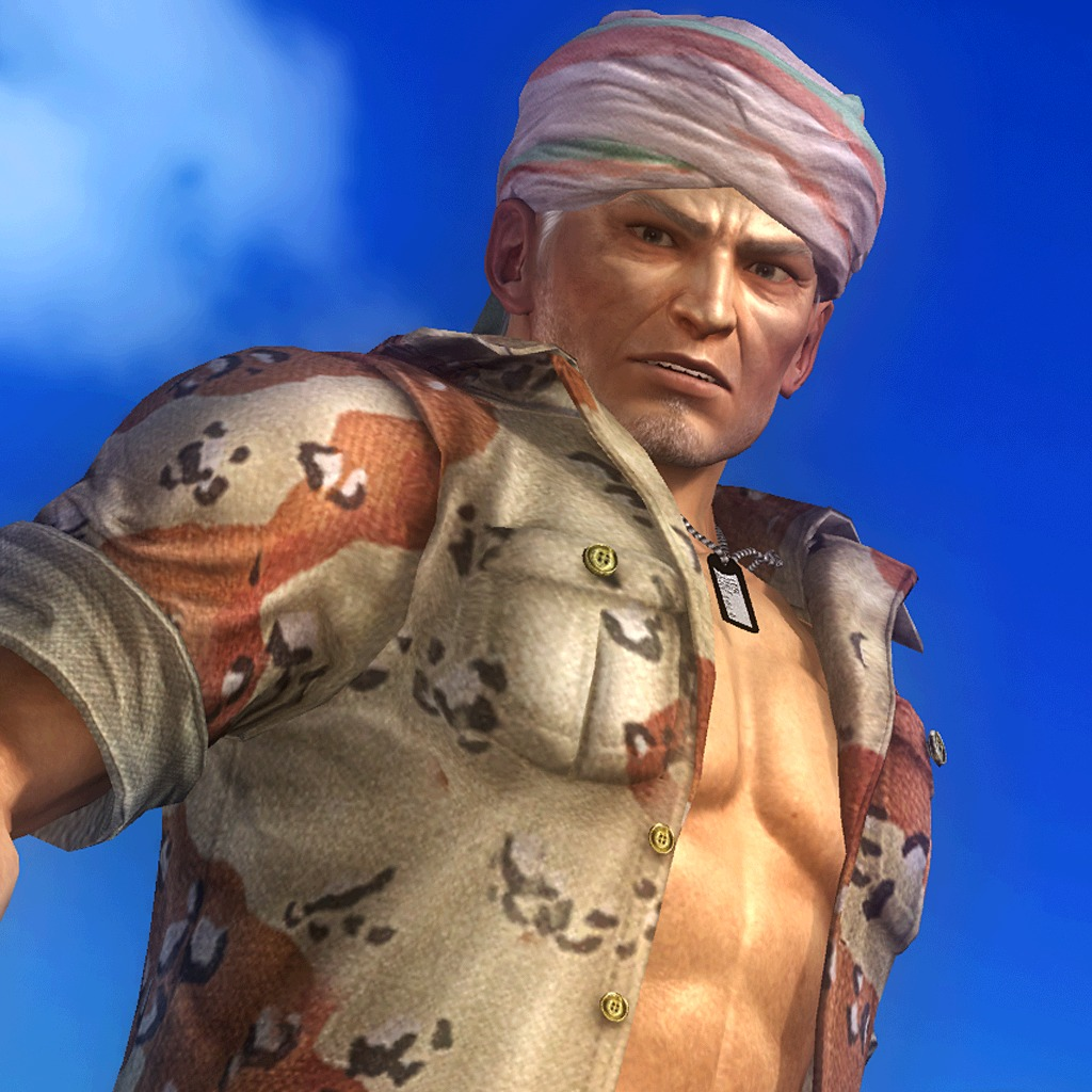 Dead or Alive 5 Ultimate Character: Leon