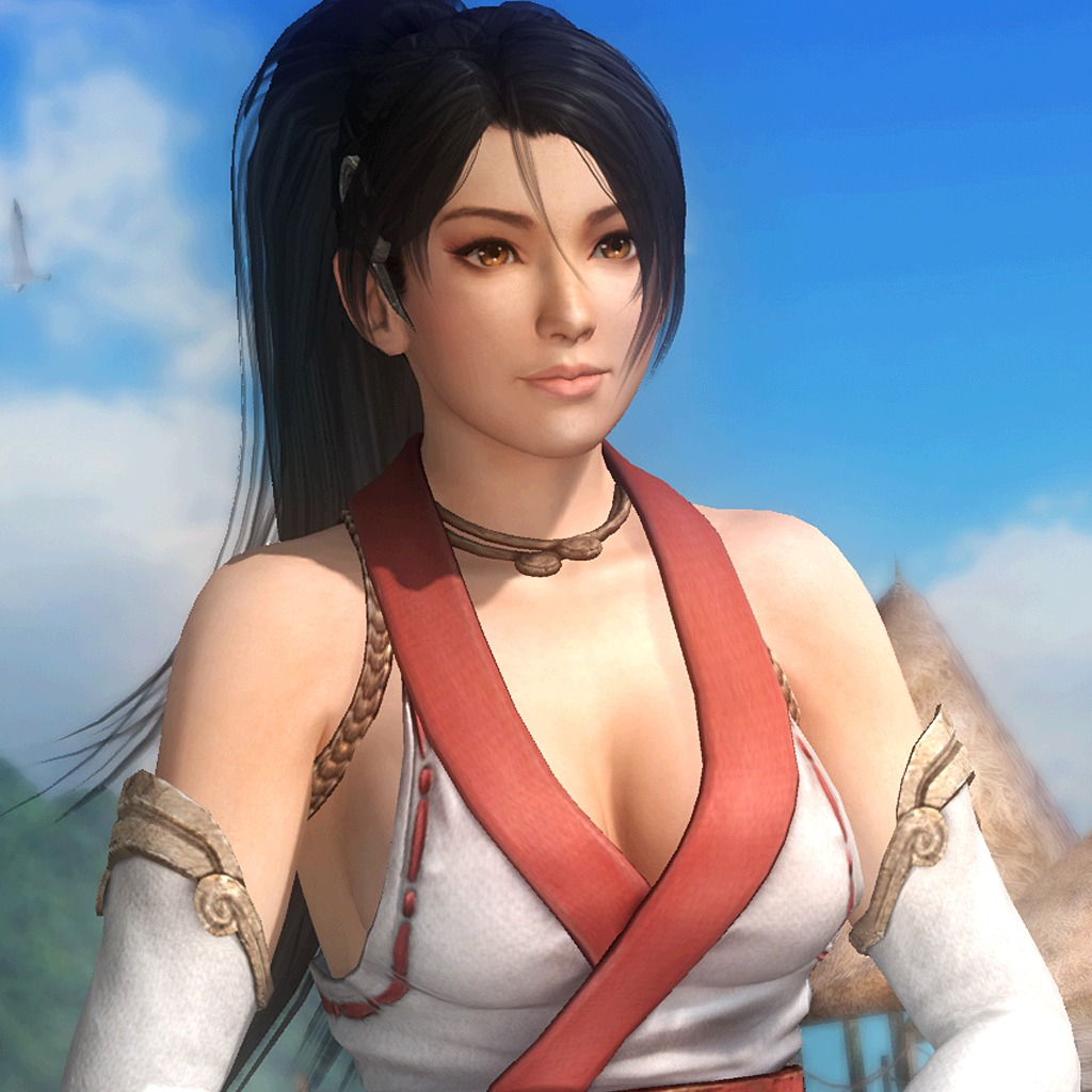 Dead or Alive 5 Ultimate Character: Momiji
