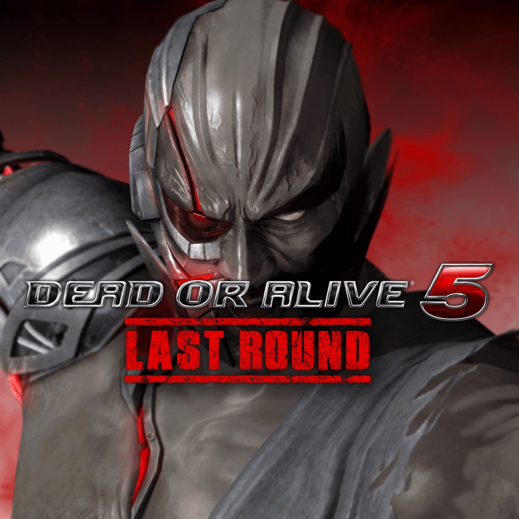 DEAD OR ALIVE 5 Last Round Character: Raidou