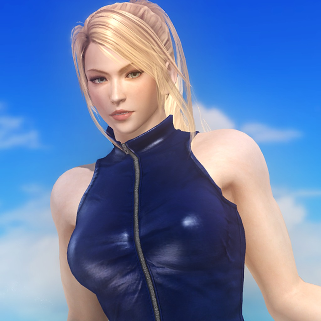 Dead or Alive 5 Ultimate Character: Sarah