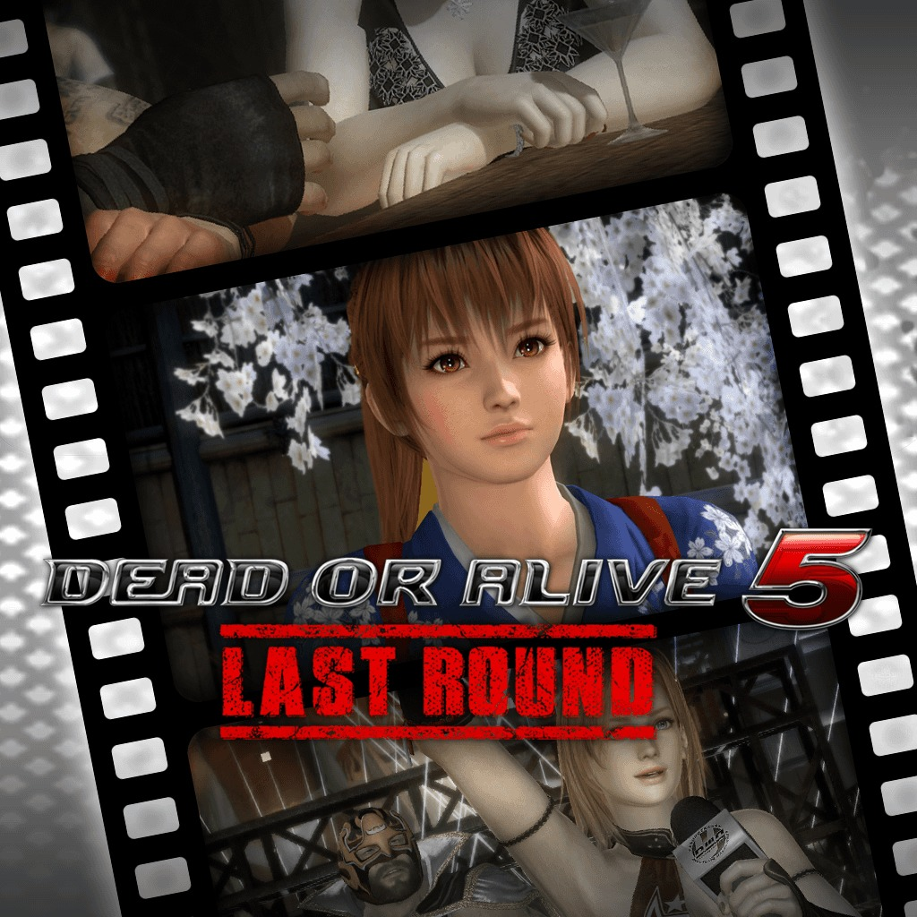 Dead or Alive 5 Last Round Story Mode