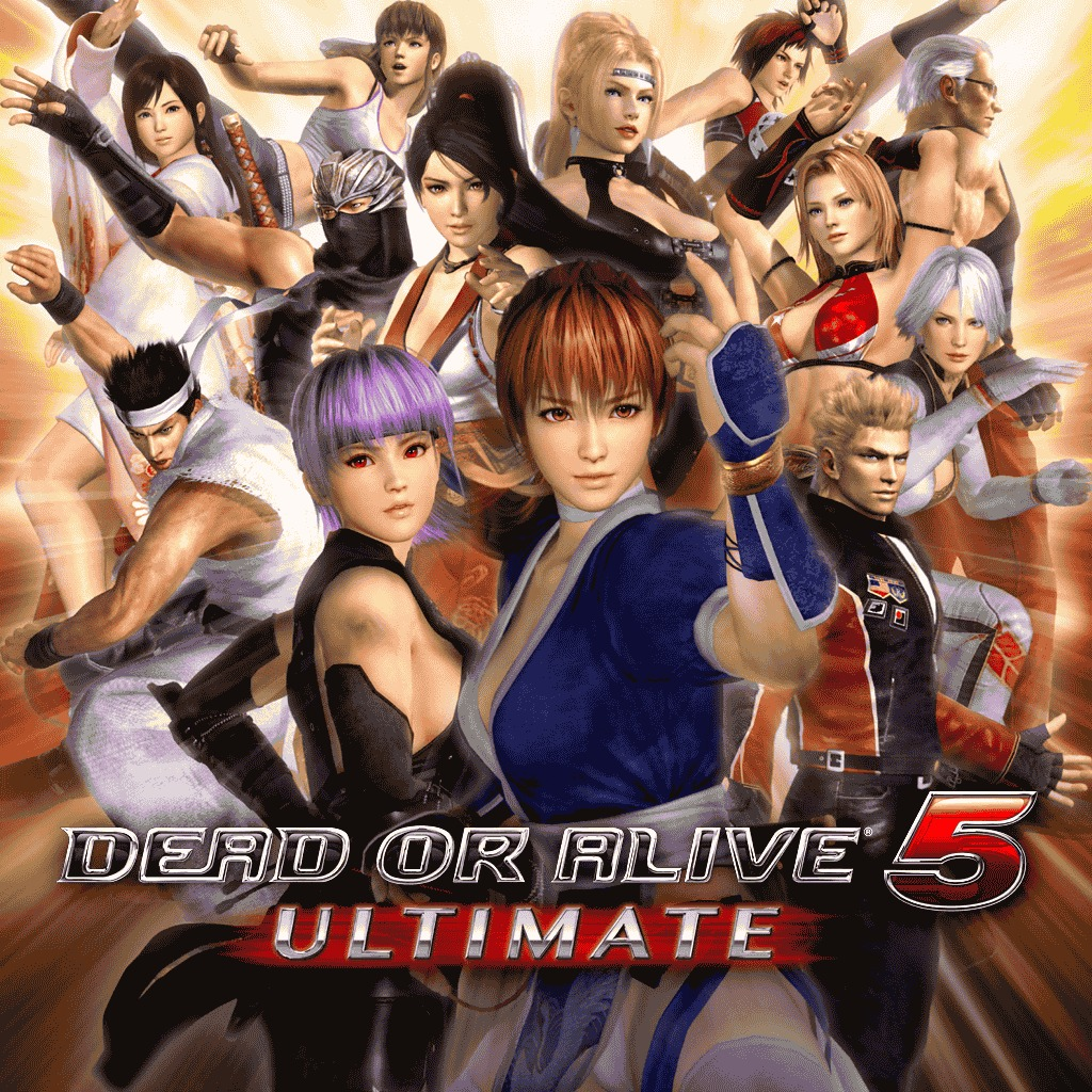 Dead or Alive 5 Ultimate E3 Trailer