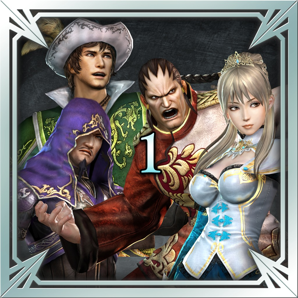 DW8XL - DW7 ORIGINAL COSTUME PACK 1