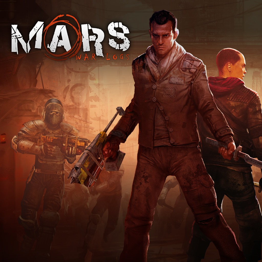 Mars: War Logs™  - Launch Trailer