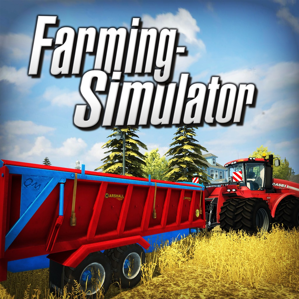 Farming Simulator - Marshall Equipment