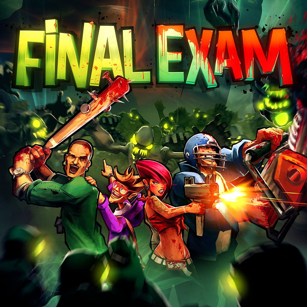 Final Exam™ - Launch Trailer