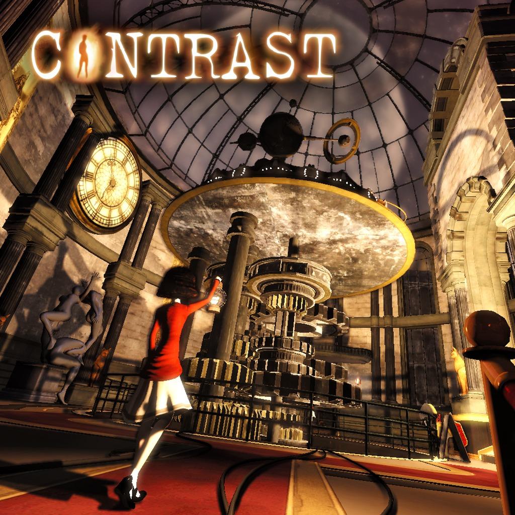 CONTRAST - Launch Trailer