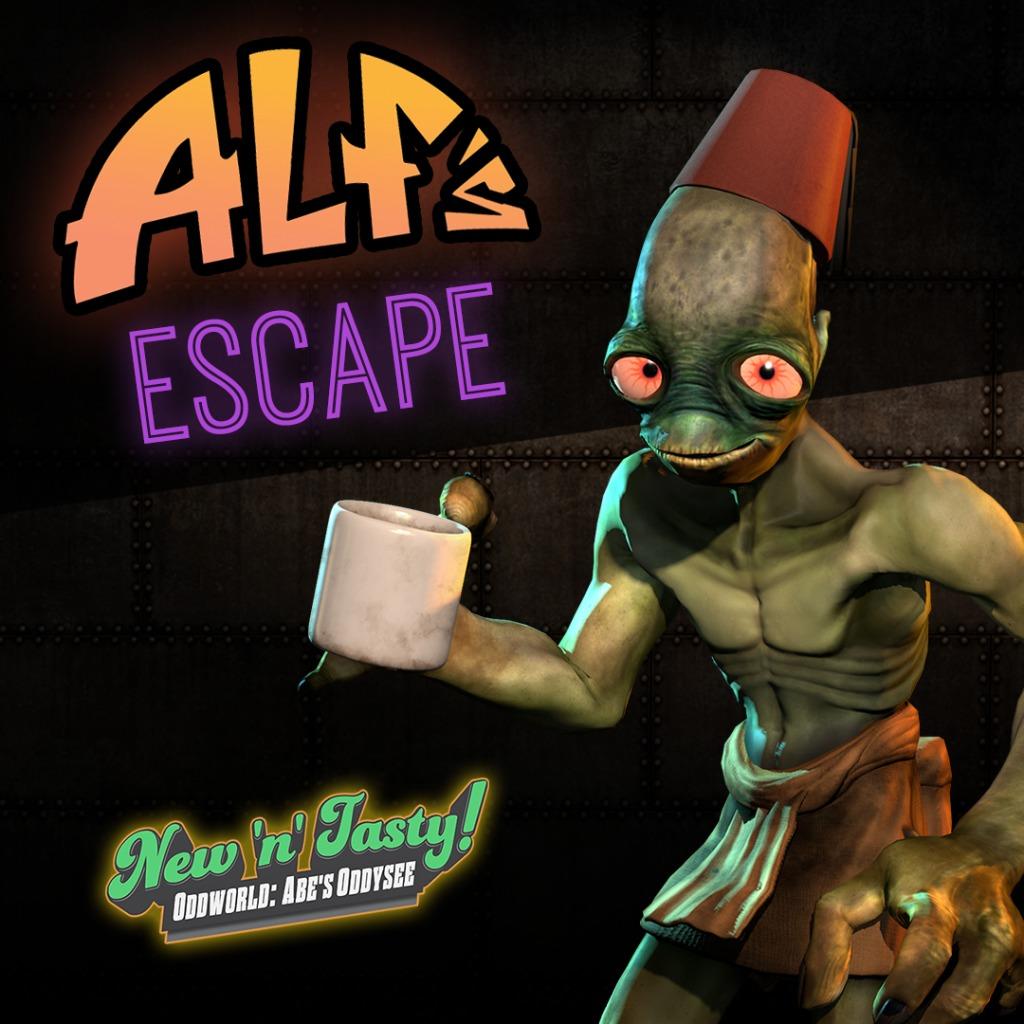 Oddworld: New 'n' Tasty Alf's Escape Mission